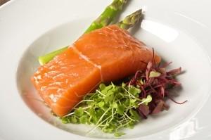 Patrizia's Salmon