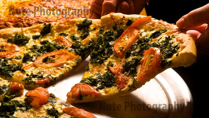 Today is National Pizza Day - Nutephotography